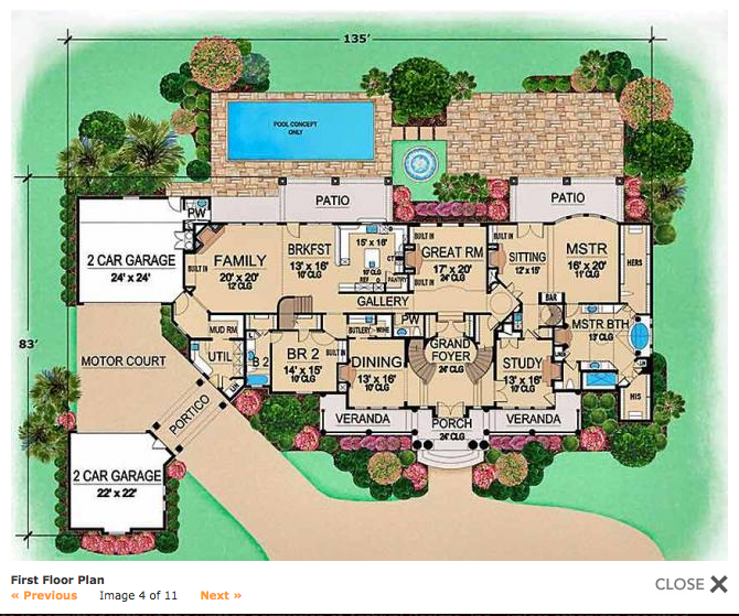 Floor Plans Beautiful Re Aliza Tions A Whole New World